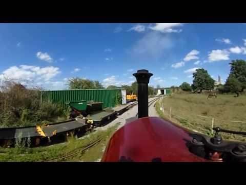 VR Train Ride
