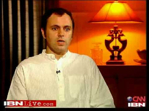 "pt.1 ""Independence not viable for Kashmir"" - Omar Abdullah"