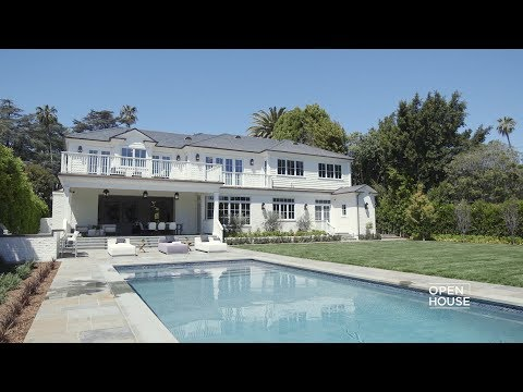 A Prestigious Estate in Brentwood | Open House TV