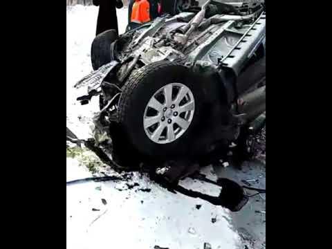 авария на трассе Амурск Эльбан