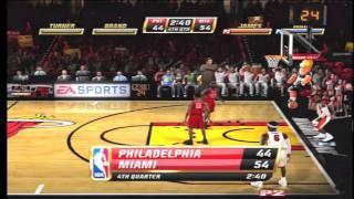 NBA Jam alley oop contest... XBOX 360 HD