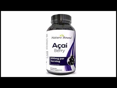 cai Berry Detox Weight Loss Supplements Antioxidant Superfood Increase Energy Heart Health Burn Be
