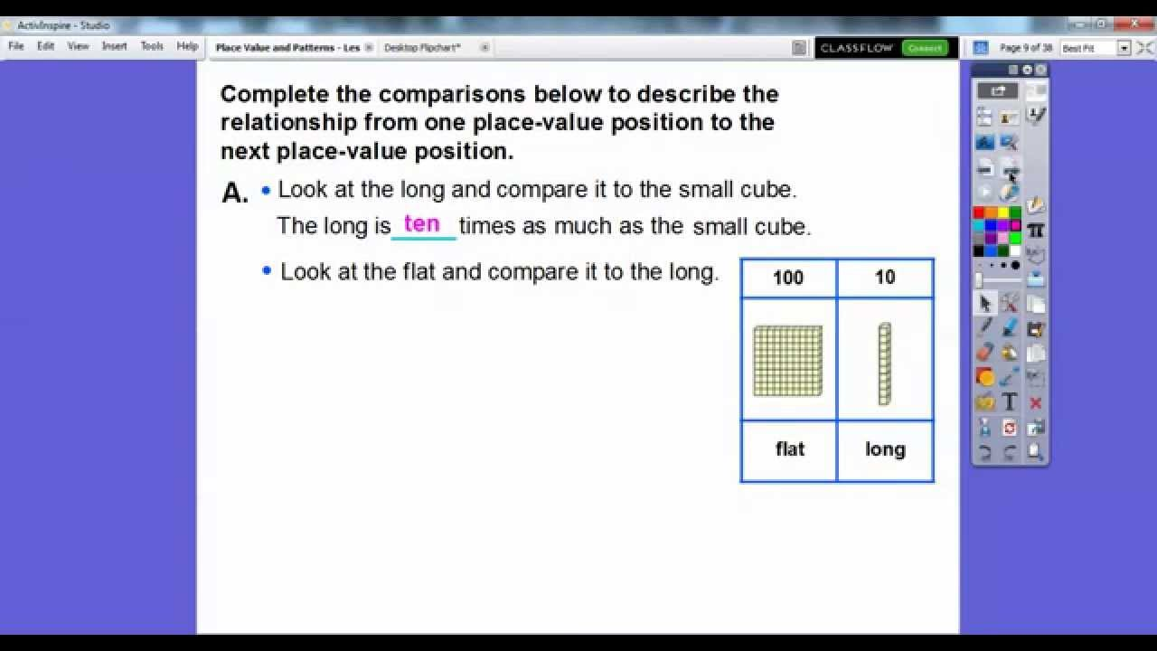 Place Value And Patterns Lesson 11 New Design Inspiration
