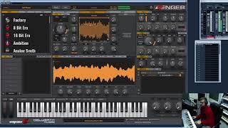 Vengeance Producer Suite - Avenger - Tutorial Video 25: FM Cross Modulation