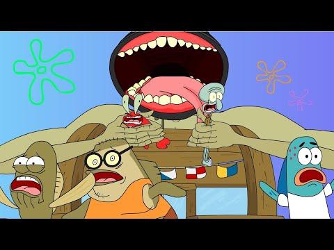 Spongebob Siren Head 2