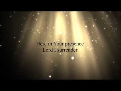 Open Heaven (River Wild) - Hillsong Worship (Lyrics on screen)