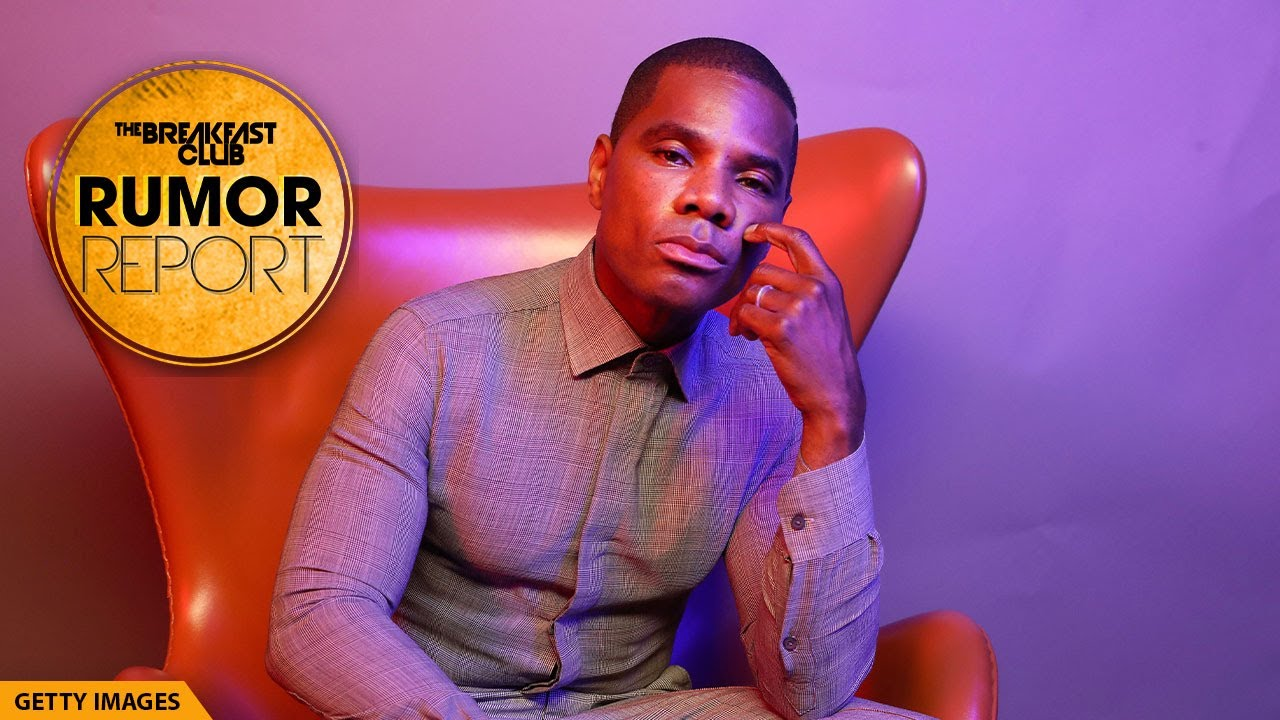 Kirk Franklin's Son Releases Private Phone Call Of Heated Argument