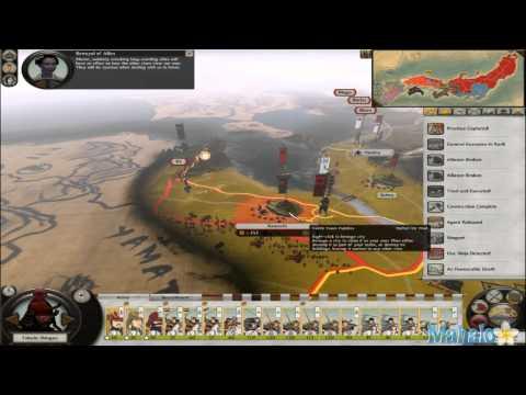 Shogun 2 Walkthrough Takeda Campaign Part 32 1