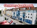 Living in Germany - MUNICH APARTMENT TOUR | Accommodation in Munich for $164 Per Night!