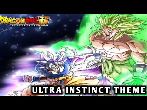 NEW Goku Ultra Instinct Theme Song [ It's Very Cool ]