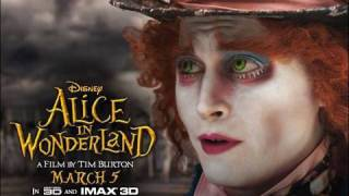 Alice in Wonderland - Super Bowl TV Spot