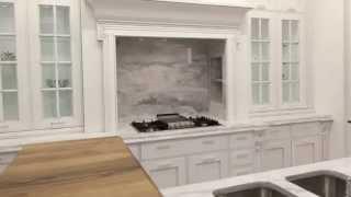 видео Итальянская мебель от фабрики Oikos Cucine