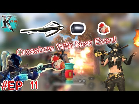 Challenge Crossbow With New Event Rules Of Survival Khmer - TenKay