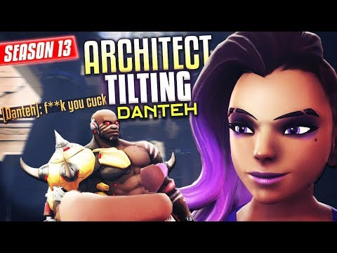 Korean PRO Architect TILTS Danteh Out Of The Game [S13 TOP 500]
