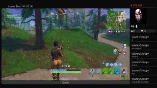 EVP GAMING - Fortnite live _ Try to do a victory