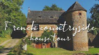 프랑스 시골집  400년 된 방앗간을 개조한 특별한 하…
