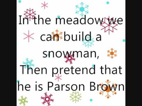 Winter Wonderland- Selena Gomez [LYRICS ON SCREEN]