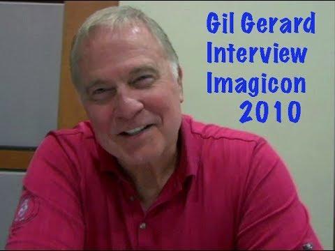 Actor Gil Gerard Full  2010 by Carey Rayburn Buck Rogers