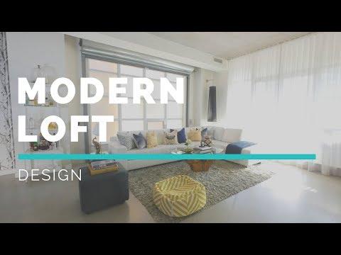 LOFT TOUR | Modern Decor