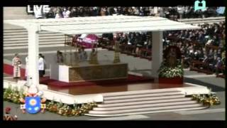 Inaugural Mass of Pope Francis at St. Peter