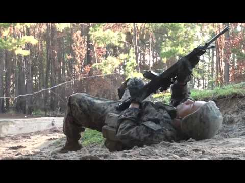 Marine Corps Boot Camp - Phase 3 including The Crucible