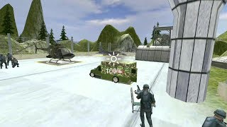 Gambar cover US Army Ambulance 3D Rescue Game Simulator (By Brand Gamers ) - HD Gameplay
