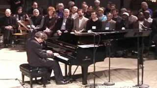 "Philip Glass performs ""Mad Rush"""
