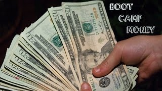 Money After Boot Camp