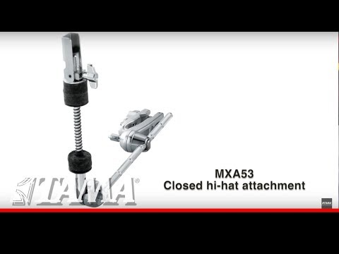 MHA623 NEW Tama Fast Clamp Hi-Hat Attachment