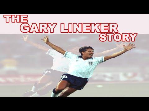 THE GARY LINEKER STORY