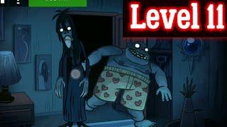 Troll Face Quest Horror Level 11 Walk-through Android iOS