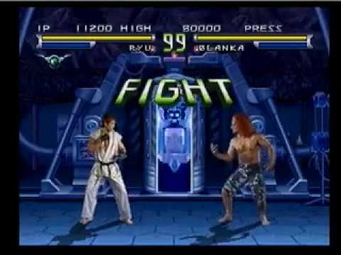 Street Fighter The Movie PC Game Full Version Free ...