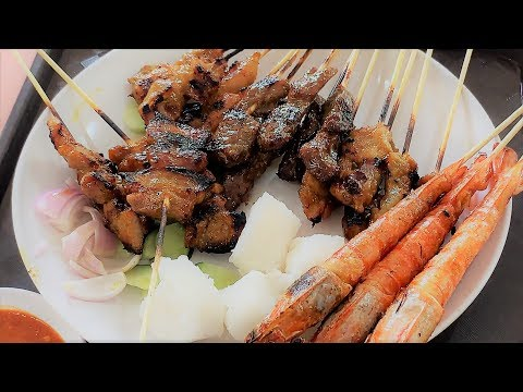 ULTIMATE STREET FOOD At Satay By The Bay In Singapore
