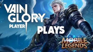 Vainglory player plays Mobile Legends