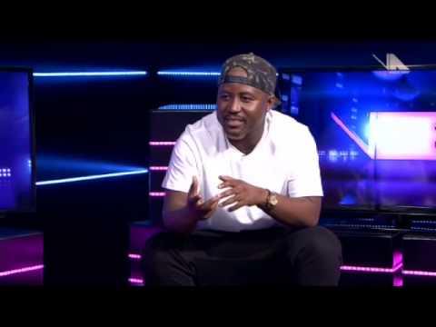 vuzu.tv - V Entertainment: Cassper Nyovest in studio!
