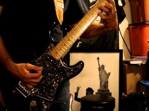 How to Play Brown Sugar -(in Standard Tuning)
