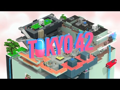 Tokyo 42 - Coming to PC