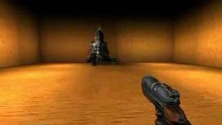 Doom 3 Easy way to beat the Cyberdemon