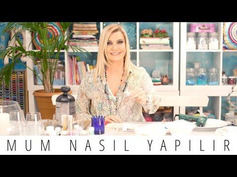 Pratik Mum Yapımı | Derya Baykal
