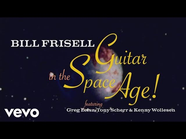 Behind The Scenes with Bill Frisell on GUITAR IN THE SPACE AGE!