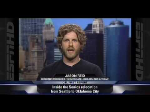 "ESPN ""Outside the Lines"" Sonicsgate - 4/28/10"