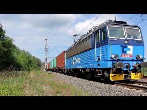 ČD Cargo 363 003-5