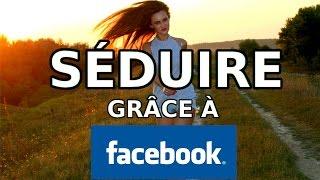 Séduire des filles grâce à votre profil Facebook