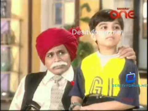 Chacha Chaudhary Episode Lalchi Ustaad 2nd June 2011 Pt 1