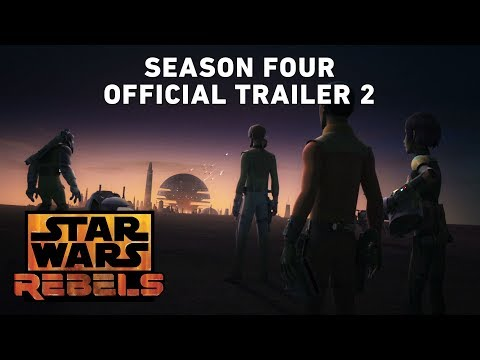 Star Wars Rebels Season 4 Trailer 2 (Official)