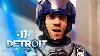 Zagrajmy w Detroit Become Human #17 - SPOTKANIE ZE STWÓRCĄ - Polski gameplay - PS4 PRO