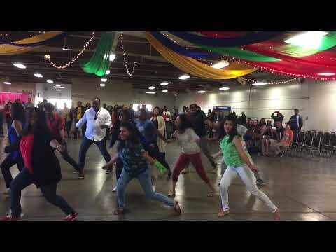 Zensar SanJose Flash Mob