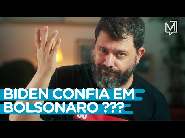 Biden pode confiar em Bolsonaro? I Ponto de Partida
