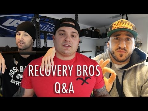Q&A RECOVERY with Matt Vincent and Silent Mike