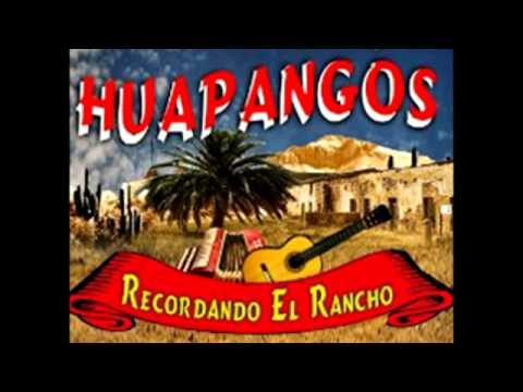 Huapangos Norteños Mix Vol. 1 Recordando El Rancho.